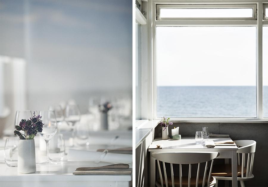 Marie Louise Munkegaard; Photographer; Kadeau, Kadeau Bornholm, Restaurant interior, Interior, Nordic interior, Lifestyle photography, nordic lifestyle, Copenhagen; Denmark