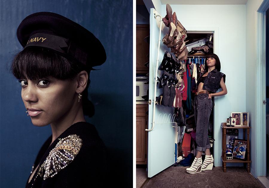 Marie Louise Munkegaard; Photographer; Bronx portrait, Portrætter, Portrætfotograf, Portraits, New York, Copenhagen; Denmark