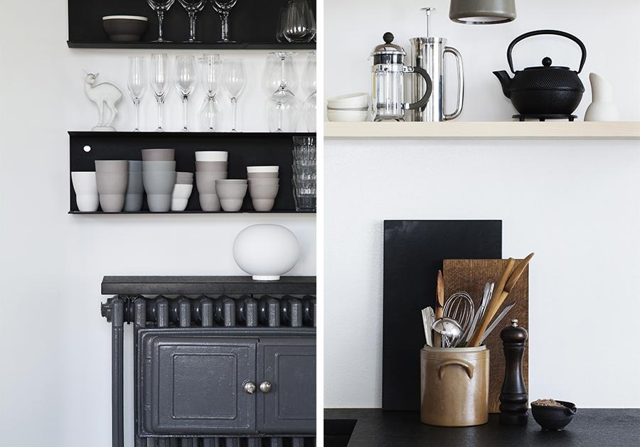 Marie Louise Munkegaard; Photographer; Kitchen stilleben, Interior, Nordic interior, Lifestyle photography, nordic lifestyle, Copenhagen; Denmark