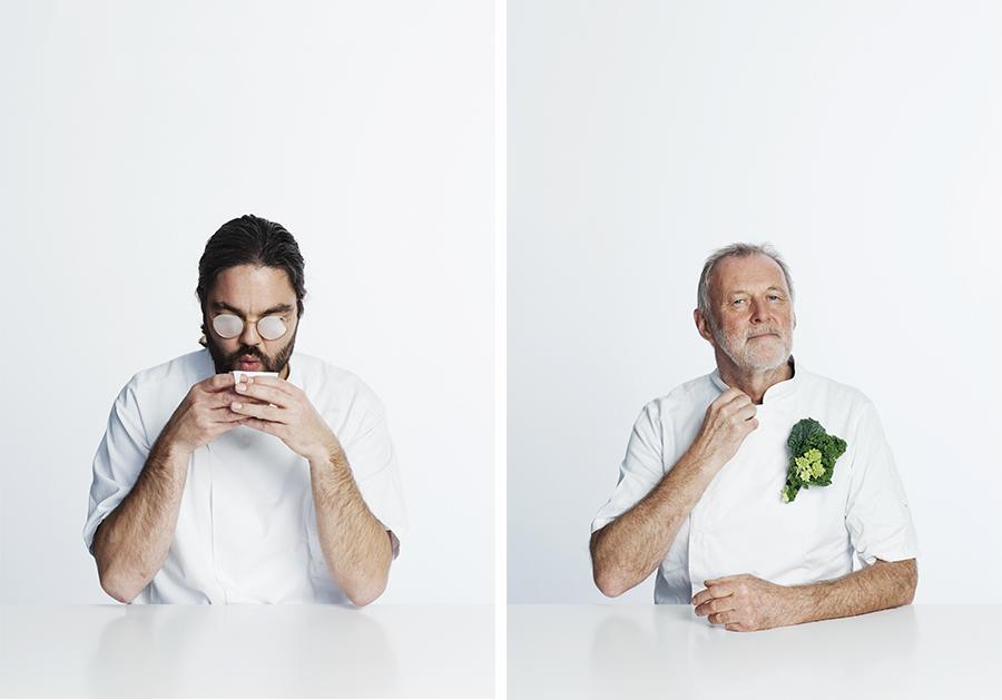 Marie Louise Munkegaard; Bo Lindegaard, Erwin Lauterbach, Photographer; Chefportraits, Portrætter, Portrætfotograf, Portraits, Copenhagen; Denmark