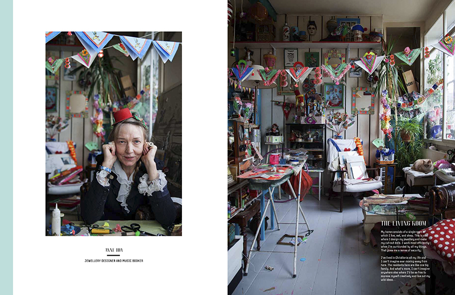 Marie Louise Munkegaard; Photographer; Christiania, Christiania portraits, Oak The Nordic Journal, Copenhagen; Denmark