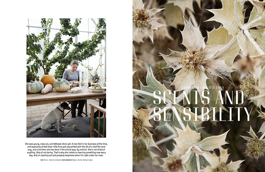 Marie Louise Munkegaard; Photographer; Kille Enna, Oak The Nordic Journal, Copenhagen; Denmark