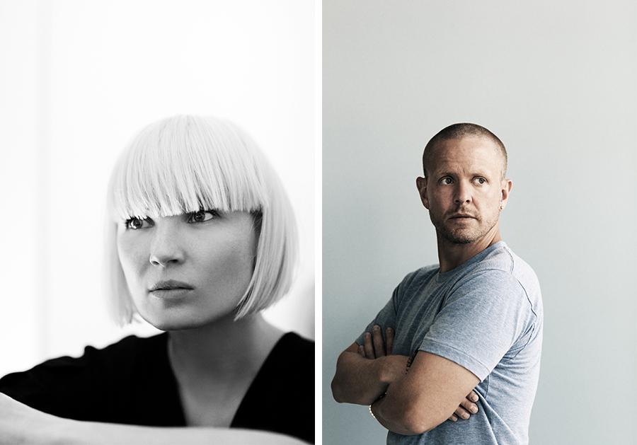 Marie Louise Munkegaard; Photographer; Sharin Foo, Anders Matthesen, Portrætter, Portrætfotograf, Portraits, Copenhagen; Denmark